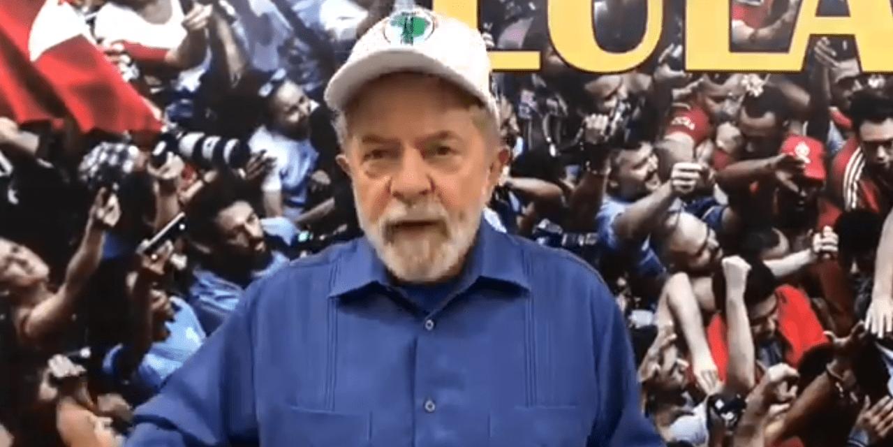 Criminoso incita violência no Brasil e responsabiliza Bolsonaro pela morte de Marielle