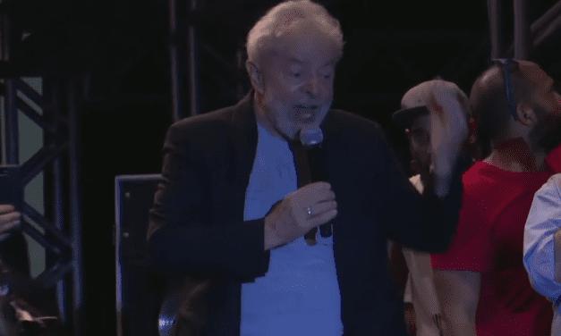 Piada do dia: Criminoso diz que vai libertar o Brasil do Governo Bolsonaro