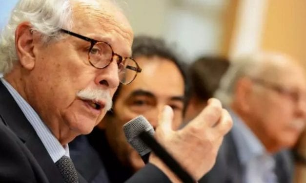 Modesto Carvalhosa, um dos maiores juristas do país, chama o povo para as ruas neste sábado