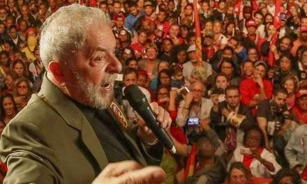 """Alucinado, Lula dispara: """"Vou libertar o país dessa quadrilha de milicianos"""""""