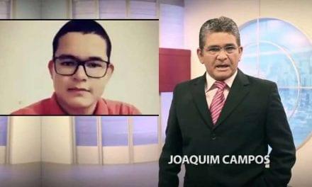 """Vídeo: Após morte de jovem, apresentador se revolta e chama Lula de """"fdp"""" e outros adjetivos"""