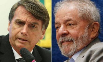Recado de Bolsonaro para Lula