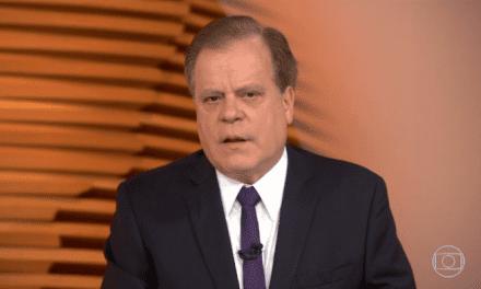 Vídeo: Ao vivo, apresentador da Globo classifica como lamentável a escolha do n° 38 pelo novo partido de Bolsonaro
