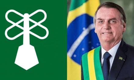 Em enquete em página de esquerda, Bolsonaro vai vencendo Lula com folga