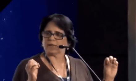 """Corajosa, Damares sobe o tom contra a esquerda: """"Eu tenho nojo do PSOL"""""""