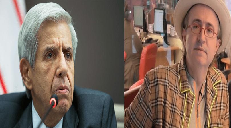 """General Heleno detona Reinaldo Azevedo: """"Obsessão doentia"""""""