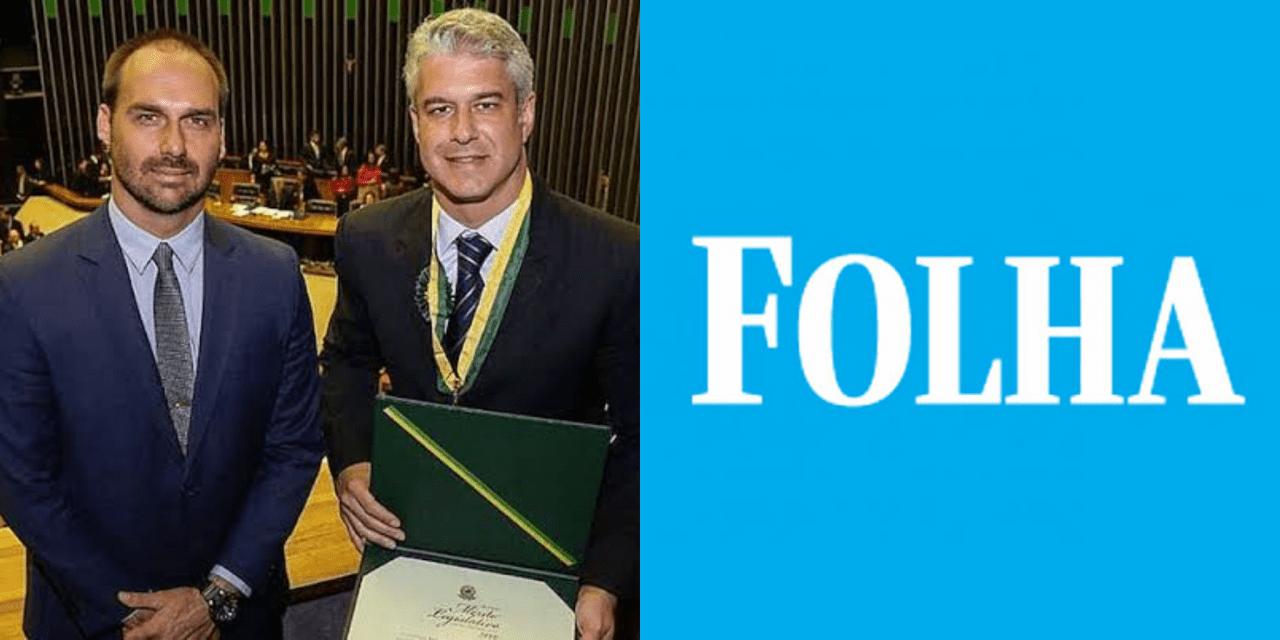 Após matéria da Folha de São Paulo, hashtag #FolhaLixo bomba nas redes sociais