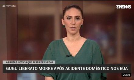 Vídeo: Globo News se desculpa após repassar informação falsa sobre morte de Gugu Liberato