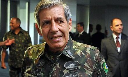 """General Heleno: """"O TRF4 varre outra vez o Brasil com um sopro de honestidade"""""""