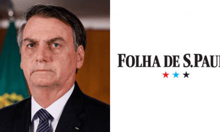 "Presidente Bolsonaro convoca boicote contra Folha de São Paulo: ""Jornaleco"""