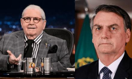 """Em carta, Jô Soares volta a proferir ataques contra Bolsonaro: """"Rei dos animais"""""""
