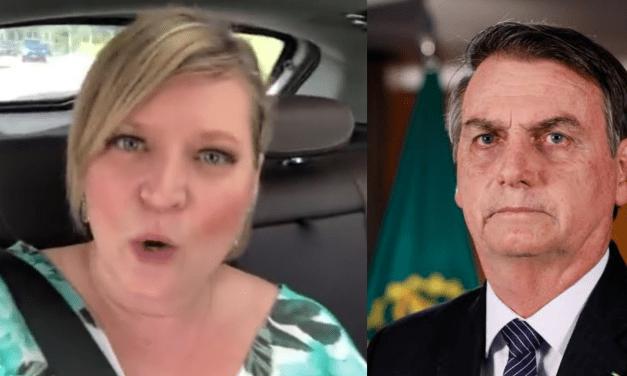 Joice estaria preparando uma bomba contra Bolsonaro, diz colunista