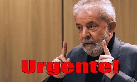 Juiz determina soltura de Lula da prisão após decisão do Supremo
