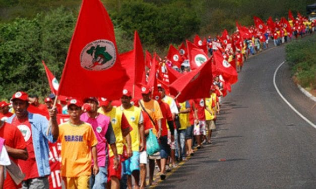 MST(Movimento Sem Terra) relaciona Bolsonaro à morte de Marielle Franco