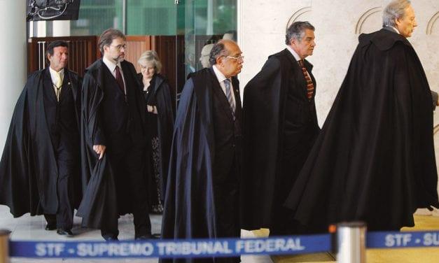 Por 6 votos a 5, Supremo Tribunal Federal(STF) decide contra a prisão em Segunda instância