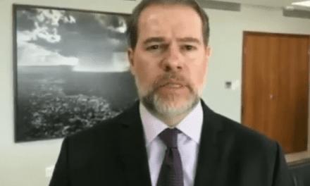 Após ação de Toffoli, internautas pedem em peso a prisão do ministro