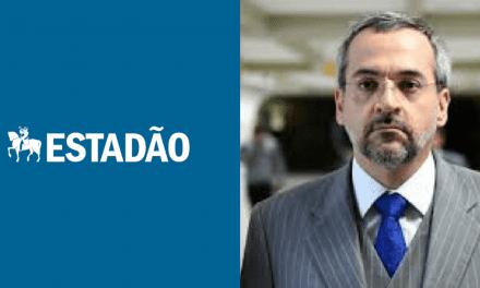 """Após declaração de Weintraub, Estadão pede a demissão do ministro: """"Os brasileiros hão de estar estarrecidos"""""""