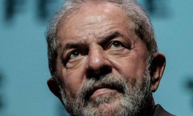 Vídeo: Lula diz que corrupto tem que ir para cadeia