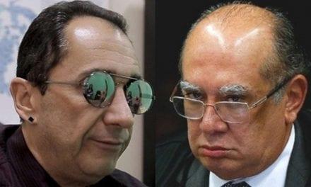 Senador Jorge Kajuru dispara contra Gilmar Mendes e chama-o de ser deplorável, sujo e imundo