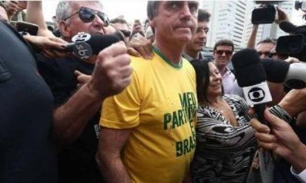 Novo Adélio? Polícia age rápido e prende homem que planejava atentado à facada contra Bolsonaro