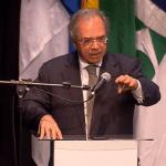 Notícia maravilhosa: Paulo Guedes anuncia que a despesa de juros da dívida pública vai cair R$ 96 bilhões em 2020