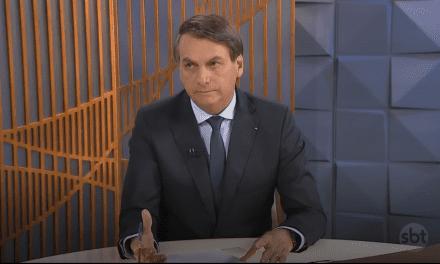 Poder em Foco do SBT: Bolsonaro dá nota 7 para seu Governo