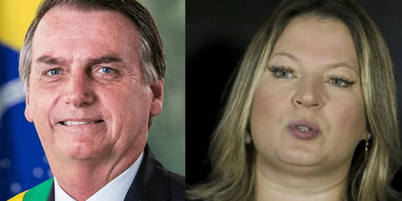 """Indireta para Joice? Enquanto deputada participava da CPMI das fake news, Bolsonaro declarou: """"Inventaram gabinete do ódio e alguns idiotas acreditaram"""""""