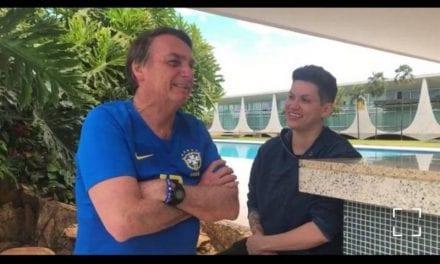 Amiga de Bolsonaro, Karol Eller é espancada em praia no Rio e tem seu rosto desfigurado