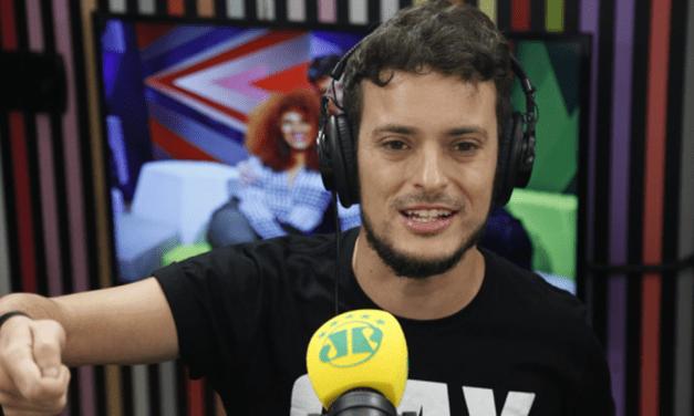 Fefito não tem contrato renovado pela Jovem Pan e anuncia saída do Morning Show