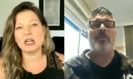 """Depois de sair em defesa de Joice, internet resgata vídeo de Frota detonando a deputada: """"Não gosto dela e não confio nela"""""""