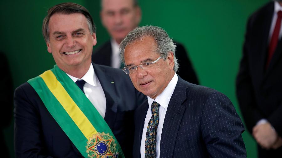 Bolsonaro revela que foi pressionado para demitir o Ministro Paulo Guedes