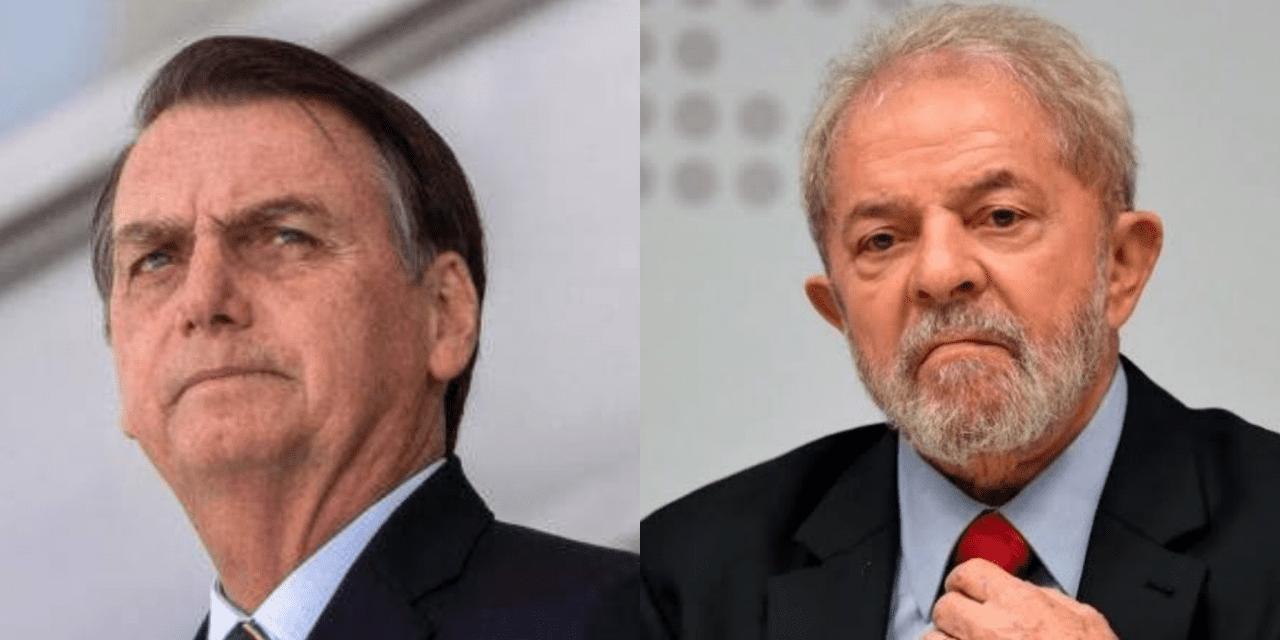 """Após tentativas de Lula de polarizar com Bolsonaro, presidente declara: """"Não vou polemizar com um condenado em terceira instância'"""
