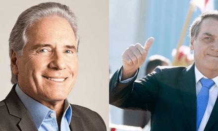 """Roberto Justus sobre Bolsonaro: """"Temos um presidente sem nenhum escândalo de corrupção"""""""