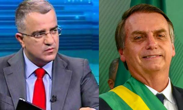Inacreditável: Jornalista ex-SBT sai em defesa de Lula, diz que Bolsonaro é autoritário e que o petista é incomparável com o presidente