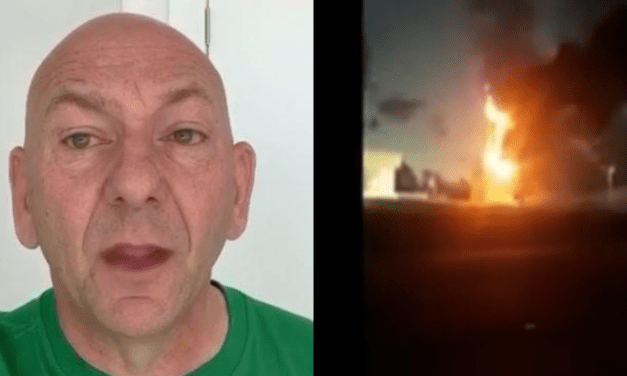 """Luciano Hang denuncia que loja em São Paulo foi vítima de terrorismo: """"Querem nos calar. Partem para a ignorância e ataque físico"""""""