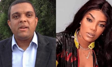 """Aliado de Bolsonaro, deputado Otoni de Paula detona cantora Ludmilla: """"Você é uma cantora ou traficante?"""""""