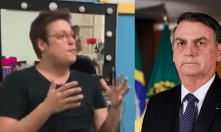 """Fabio Porchat, do Porta dos Fundos, dispara: """"Eu odeio o Bolsonaro. Ele é nocivo para o país"""""""""""