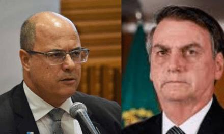 Witzel volta ao ataque contra Bolsonaro, e compara presidente brasileiro a Hugo Chavez e Fujimori