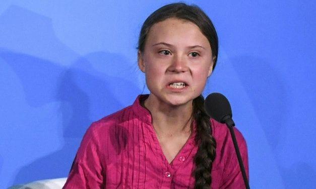 Greta thunberg ameaça sair do Facebook caso seus críticos não sejam censurados