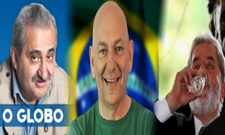 Colunista da Globo toma as dores de Lula e chama Luciano Hang de preconceituoso