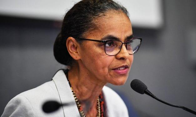 """Jamais aceitaria ser ministra do Bolsonaro"", disse Marina Silva"