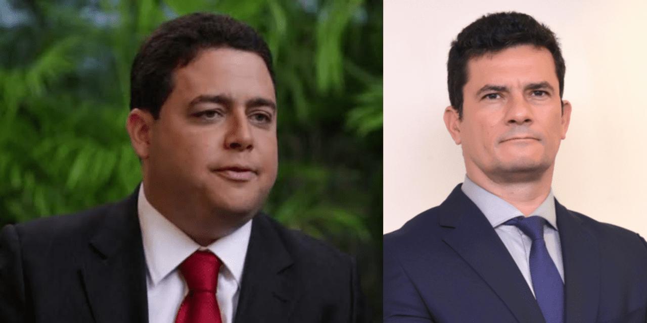 """Após atacar com adjetivos torpes o ministro Sergio Moro, presidente da OAB se diz arrependido: """"Nunca tive a intenção de caluniar o ministro"""""""