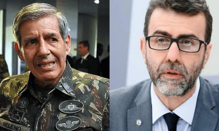 """General Heleno sobre Freixo: """" Precisa de um exame de sanidade mental'"""