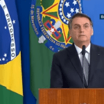 """Em cerimônia, Bolsonaro, sem papas na língua dispara: """"Esquerdistas não merecem ser tratados como se fossem pessoas normais"""""""