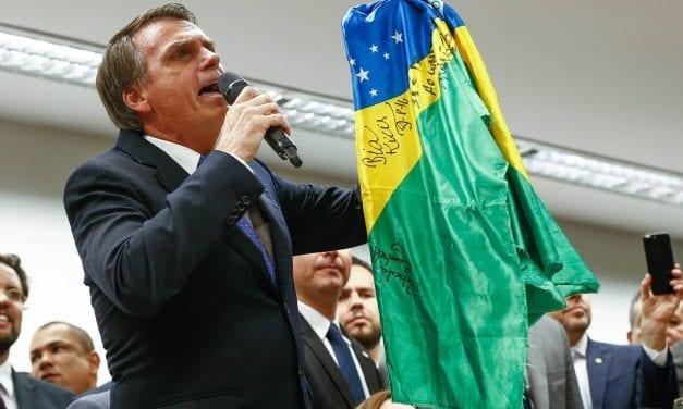 Bolsonaro renega dinheiro do fundo eleitoral, e afirma que Aliança não usará o fundão
