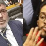 """Alexandre Frota desce o nível e afirma """"Jean Wyllys tinha razão quando cuspiu na cara de Bolsonaro"""""""