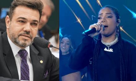 """Ludmilla faz com que Feliciano perca a paciência e queira """"cassar concessão da Globo rapidamente"""""""