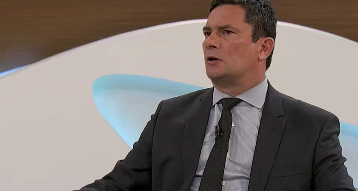 O Ministro Sérgio Moro foi um gigante no programa Roda viva