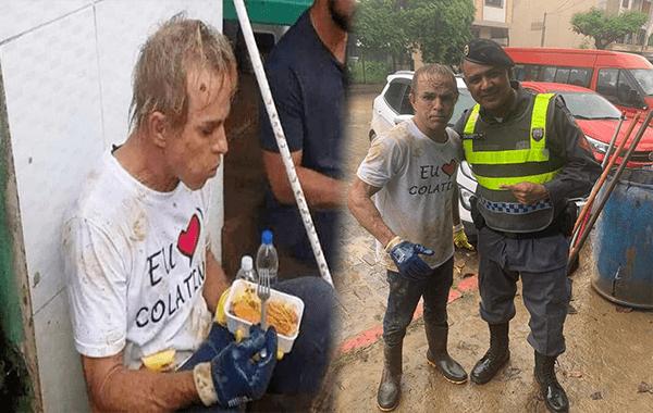 Prefeito de Colatina se desloca mais de 200 Km para ir ajudar cidade atingida pelas chuvas