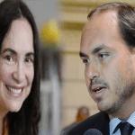 Revista Veja tenta colocar Carlos Bolsonaro contra Regina Duarte e se dá mal